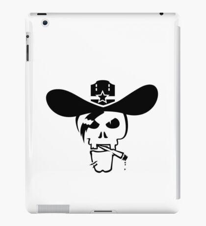 Skull of the Sheriff VRS2 iPad Case/Skin
