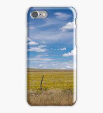Rural scene. iPhone Case/Skin