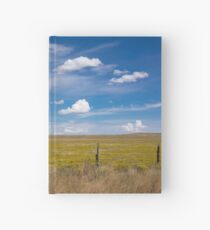 Rural scene. Hardcover Journal