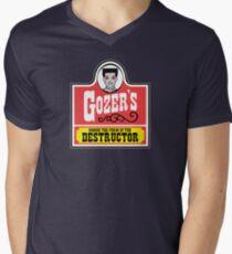 Gozer's - Choose the form of the destructor  Men's V-Neck T-Shirt
