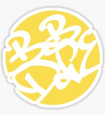 Bob Dope (Circle logo) Sticker