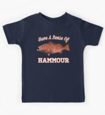 Have a Sense of Hammour Kids Clothes