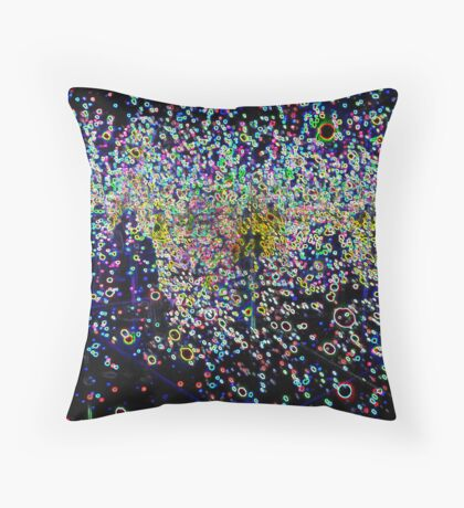 Two or less ? Throw Pillow