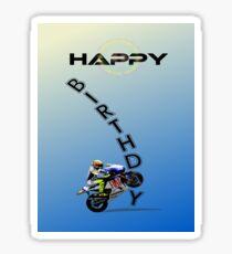 HAPPY BIRTHDAY. Sticker