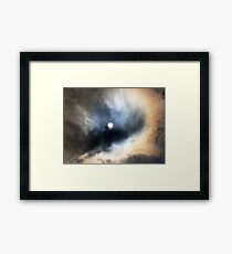 ©HCS Ahura Mazda And Halo I Framed Print