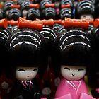 Chinatown Dolls by Barbara Morrison