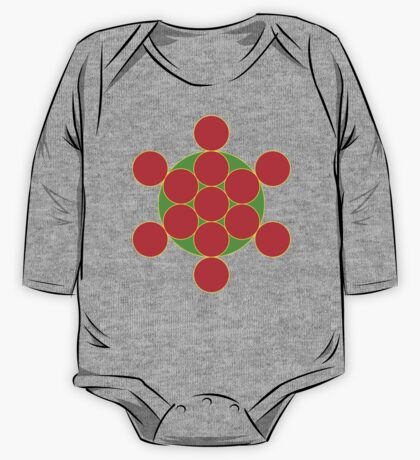 Flower of life 02 Kids Clothes