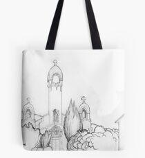 Mission San Rafael Tote Bag