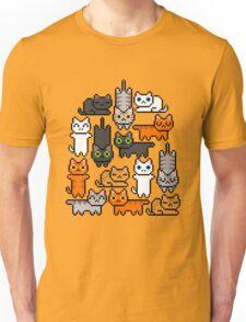 Super Kitten Pile (Just Cats) Unisex T-Shirt