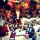 Old School Christmas Display by ShellyKay