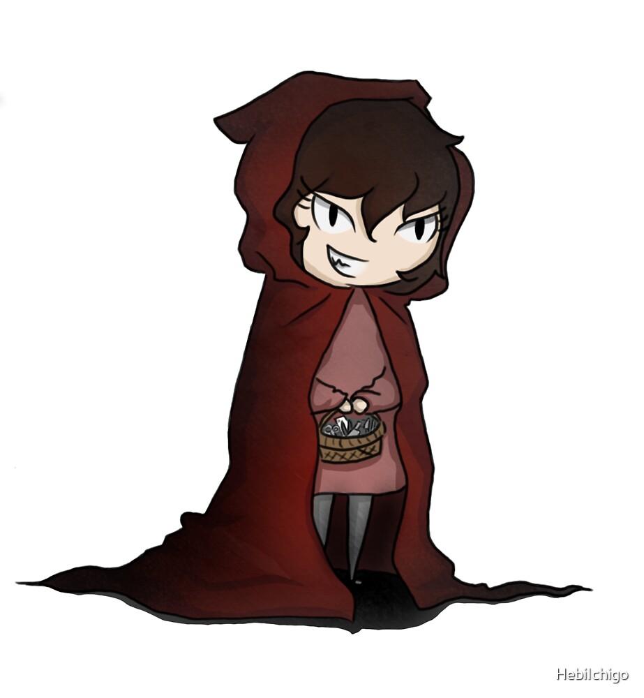 Evil Red Riding Hood by HebiIchigo