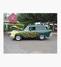 Collectible Car Photographic Print