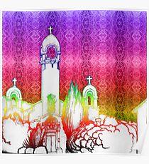 Mission San Rafael II Poster