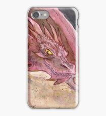 The Temptation of Smaug iPhone Case/Skin