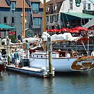 Bannister's Wharf by Poete100