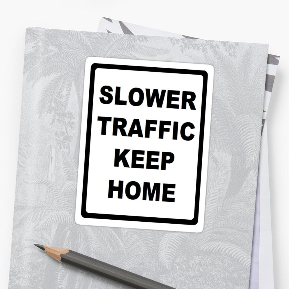 Traffic Sign by Shawn Lokkart
