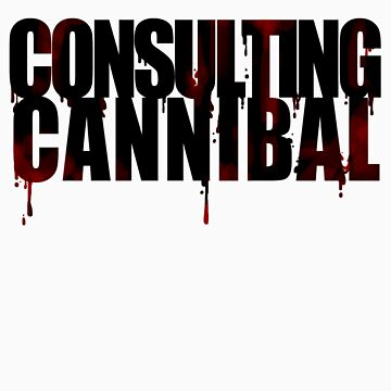 CONSULTING CANNIBAL by fahrlight