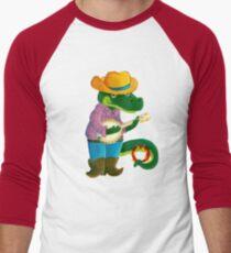 The Banjo Alligator Men's Baseball ¾ T-Shirt