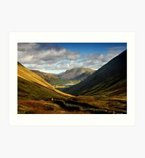 Kirkstone Pass. Art Print