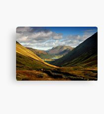 Kirkstone Pass. Canvas Print