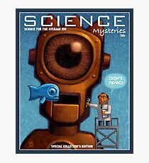 Science Mysteries Photographic Print
