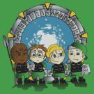 Team SG1 by boogiebus