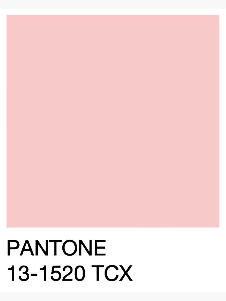 Pantone - Rosenquarz von LucyRicardo