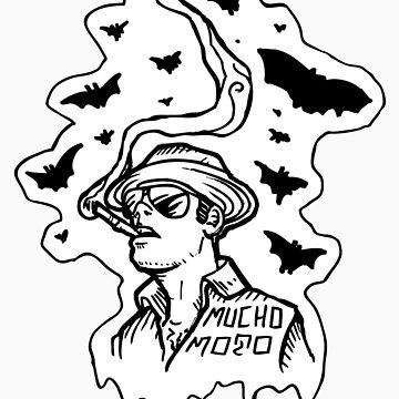 Gonzo by Muchomoto