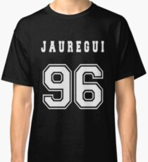 JAUREGUI - 96 // White Text Classic T-Shirt