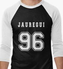 JAUREGUI - 96 // White Text T-Shirt