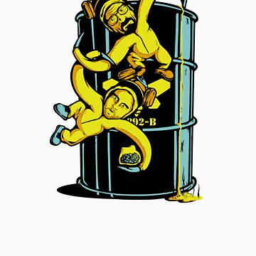 Barrel of Junkies by designsbygaunty