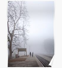 A Walk In The Mist Poster
