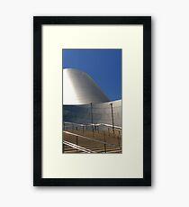 Walt Disney Concert Hall Framed Print