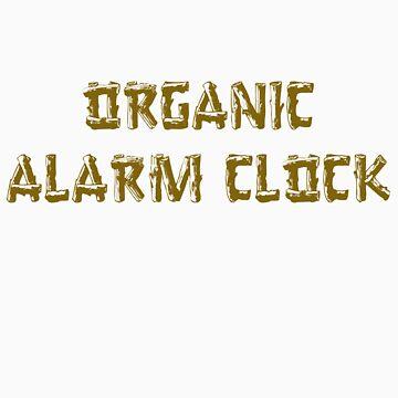 Organic Alarm Clock by azummo