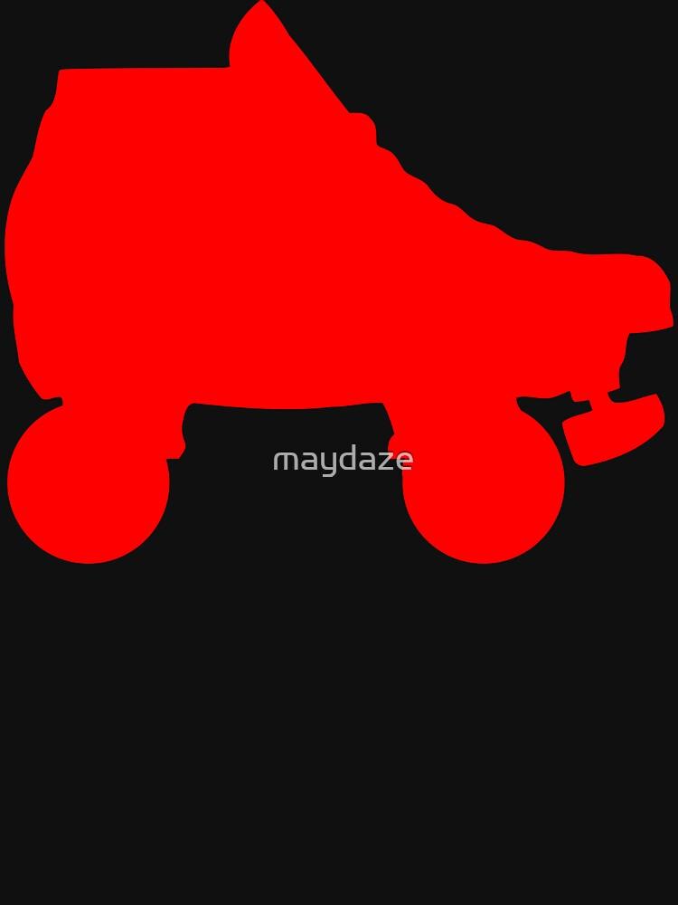 red rollerskate von maydaze
