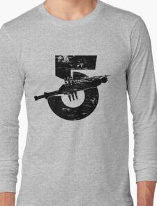 Babylon 5 Vintage (Black) Long Sleeve T-Shirt
