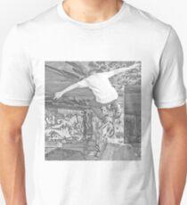 Free man - skate Unisex T-Shirt