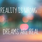 Reality Is Wrong... by LittlePhotoHut