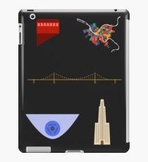 Pittsburgh Landmarks iPad Case/Skin