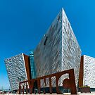 Titanic Belfast by Alan McMorris