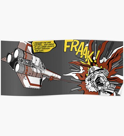 FRAAK! Poster
