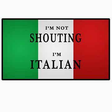I'm ITALIAN by Grimwood