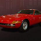 Red Daytona by TeaCee