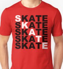 skate stacks Slim Fit T-Shirt