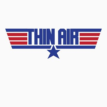 Thin Air  by heavynuggets