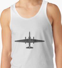 Lockheed U-2 (TR-1) Dragon Lady Tank Top
