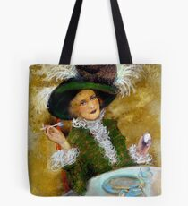 But... that lack of delicacy! Tote Bag