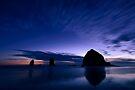 Blue Cannon Beach by Dan Mihai