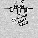 Snowden Wasn't Here by Charles McFarlane