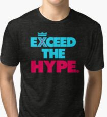 "VICTRS ""Exceed The Hype"" Tri-blend T-Shirt"